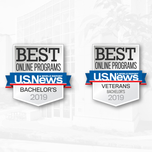 Six consecutive years ranked among the best. U.S. news and world report has rankeds Berkeley college among the best online bachelor's degrees and best online bachelor's programs for veterans for sixth consecutive year