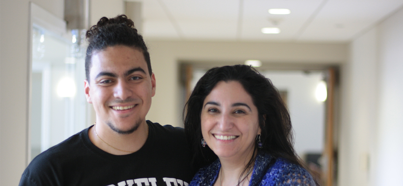 Amal and El Mehdi Bendriss