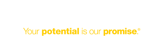 Berkeley College Your potential is our promise® Logo-desktop-version