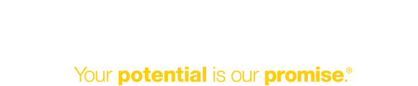 Berkeley College Logo your potential is our promise