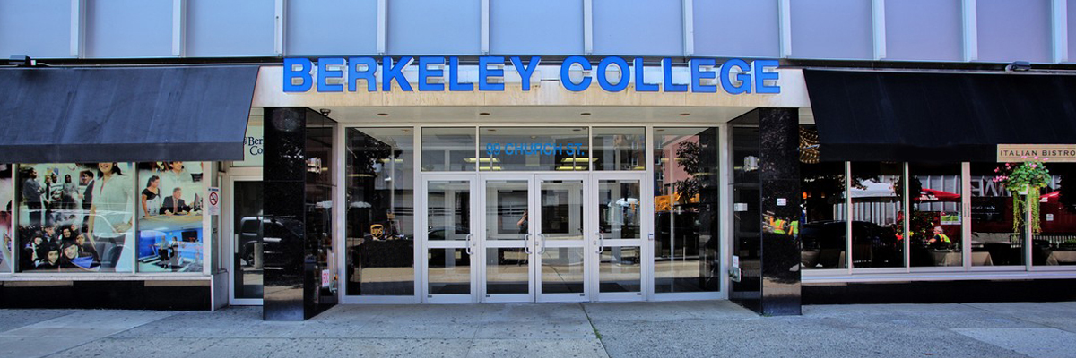Photo of the Berkeley College White Plains Campus