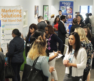 Career Fairs at Berkeley College