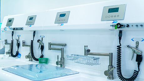 picture of endoscopic machines