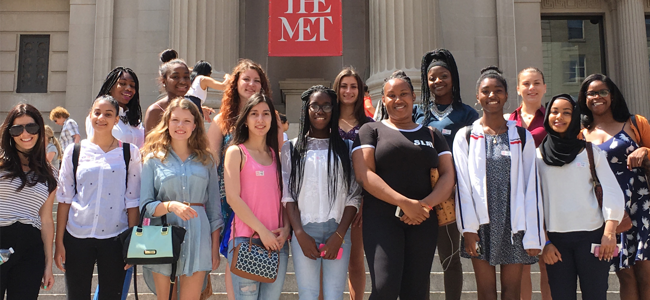 High School Summer Workshop at The Met