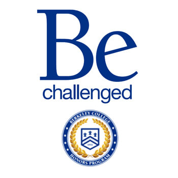 Be Challenged and Honors logo