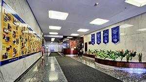 White Plains Campus Lobby