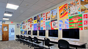 Photo of Mac Lab