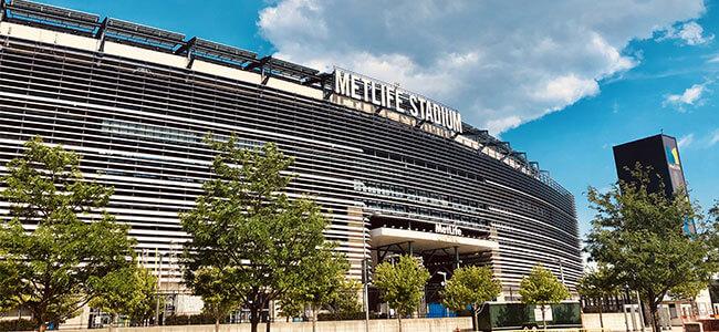 image of the metlife stadium