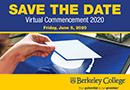 Virtual Commencement Berkeley